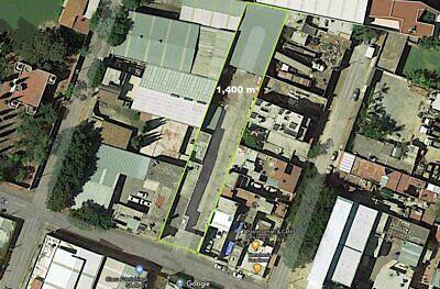 BODEGA EN EL MANTE, a 2 cuadras de Av. López Mateos y Periférico. Superficie 1400 m²