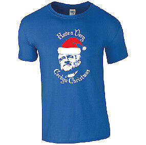 Funny Jeremy Labour Brexit Election Xmas Have a Very Corbyn Christmas T-Shirt