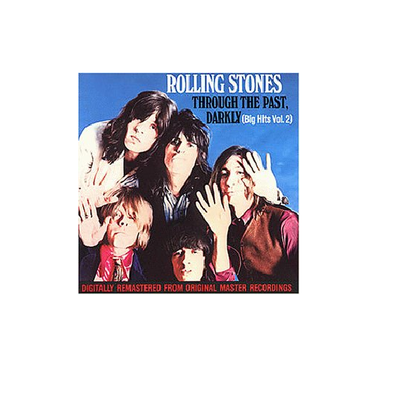 Rolling Stones - Through The Past, Darkly (1986) - CD Zustand sehr gut