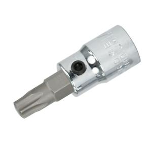 """IP27 x 38mm Wiha 71669 TorxPlus® Bit Socket 1//4/"""" Square Drive"""