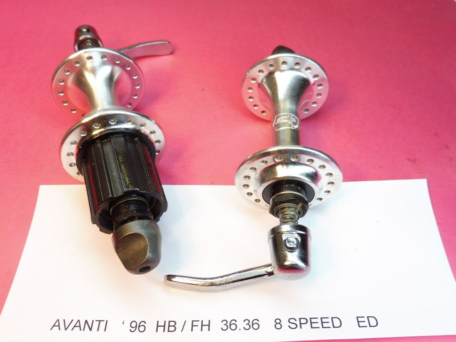 Campagnolo avanti Freehubset 36.36 - 8 8 8 Velocità Nos 380528