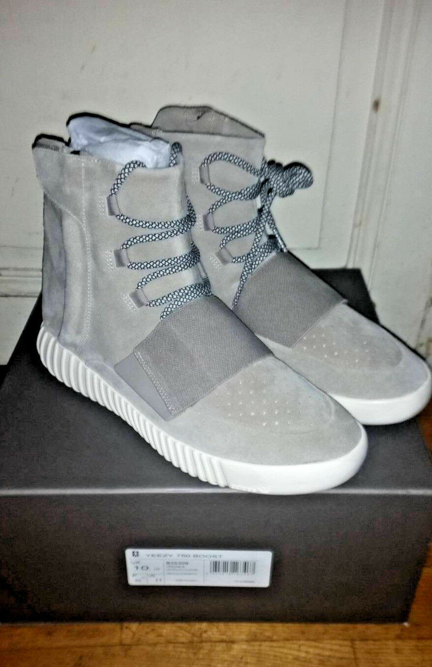 Adidas 750 X Kanye West YEEZY 750 Adidas Gris OG ALL DS 289172