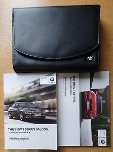 GENUINE-BMW-3-SERIES-SALOON-F30-HANDBOOK-OWNERS-MANUAL-2011-2015-PACK-L948
