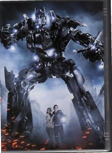 TRANSFORMERS-DVD-R4-2007-2-Disc-Set-Good-Condition-FREE-POST
