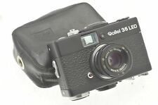 Rollei 35 LED (Working) 35mm Film Camera Vintage Retro with case & New Battery