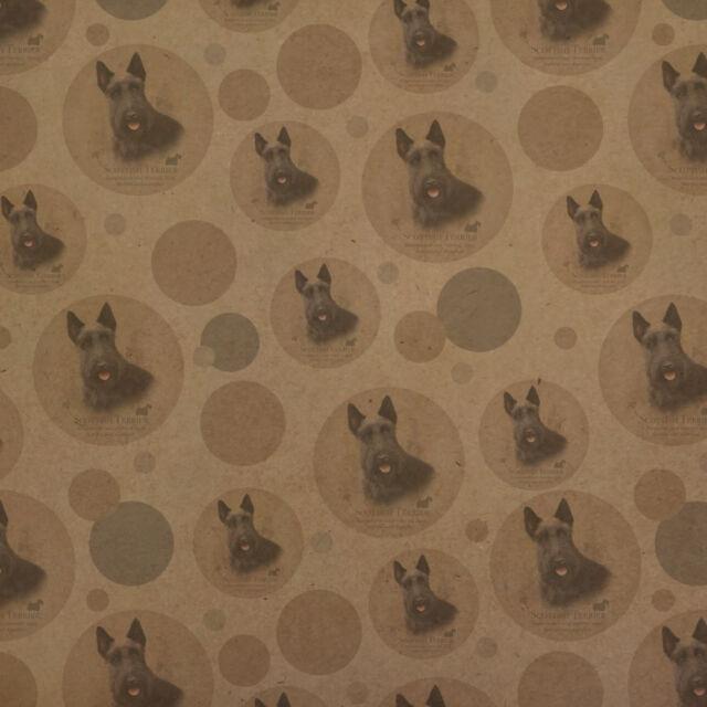 "Scottish Terrier// Scottie Dog Fridge Magnet /""A HOUSE IS NOT A HOME/"" by Starprint"