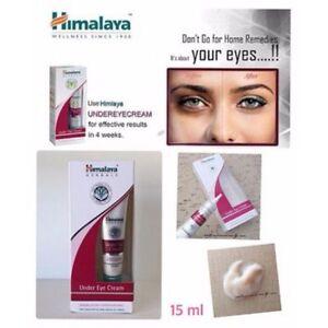 Himalaya Herbals Under Eye Cream For Reduce Dark Circles Wrinkles