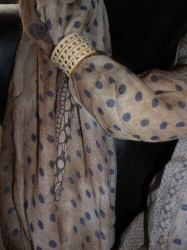 Schal und Schalbänder,Set,Schalband,Viscose,Baumwolle,Damen,Stola,Tuch,Schalset