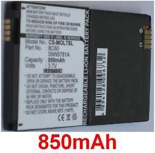 Batterie 850mAh type BC60 SNN5781A Pour Motorola C261