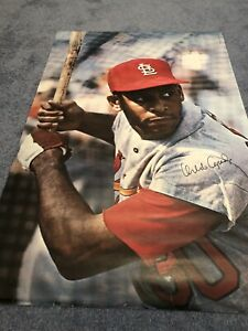 1968-Sports-Illustrated-Poster-Orlando-Cepeda-Signed