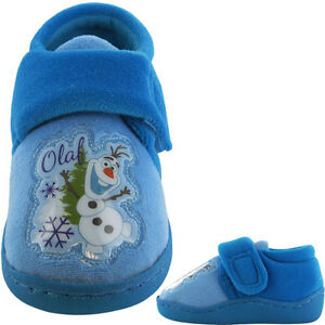 10d1ce2c8f17 Image is loading Disney-Frozen-Olaf-Girls-Slippers-Childrens-Frozen-Slippers -