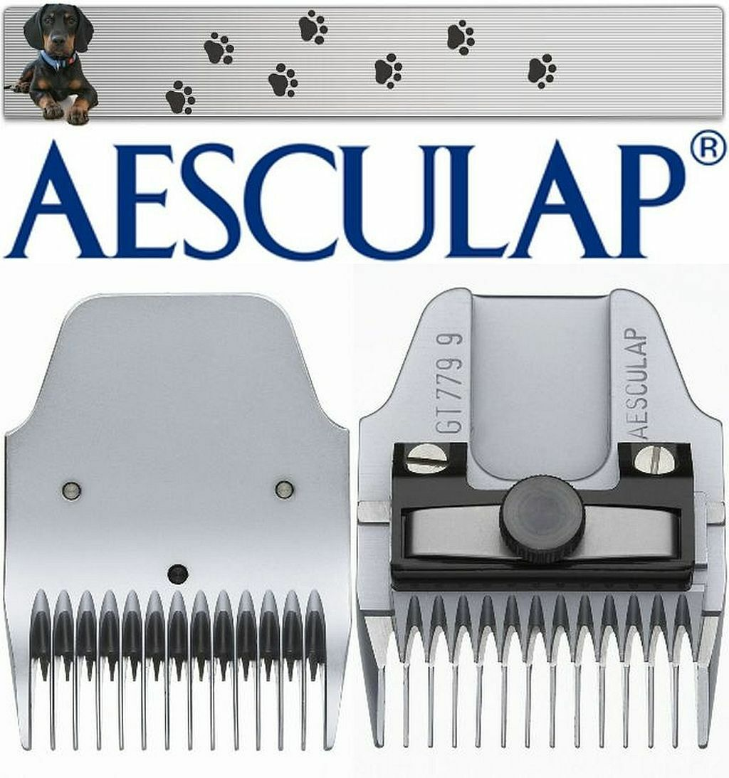 AESCULAP FAVORITA II Favorita CL Testina di rasatura 9 mm NUOVO