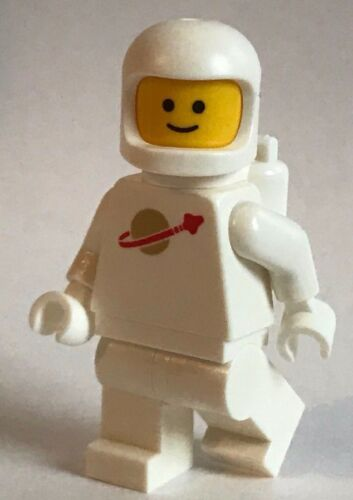 WHITE CLASSIC SPACEMAN from 70841 genuine lego space JENNY LEGO the Movie 2