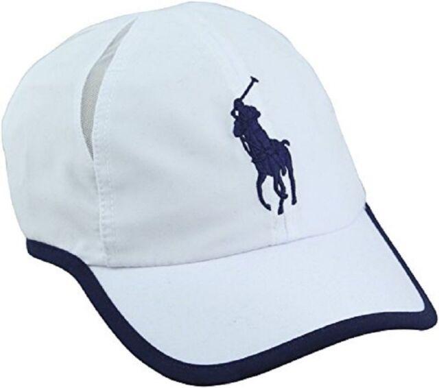 Polo Ralph Lauren Big Pony LIMITED EDITION US Open Tennis Baseball Hat Ball  Cap 18d7e8eb140