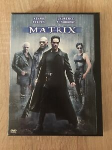 Matrix DVD Keanu Reeves Laurence Fishburne - Hürth, Deutschland - Matrix DVD Keanu Reeves Laurence Fishburne - Hürth, Deutschland