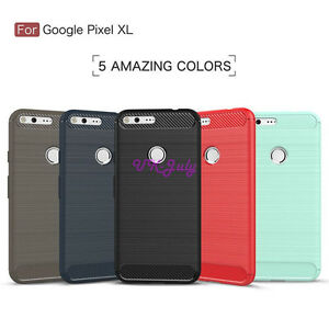 For-Google-Pixel-XL-360-Protective-Shockproof-Carbon-Fiber-Brush-Case-Cover