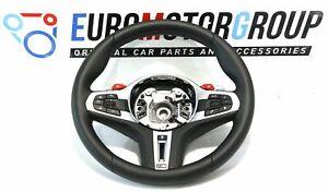 BMW-M-SPORTS-Chauffage-Volant-Cuir-Vibration-Pagaies-X3-M-F97-X4-M-F98