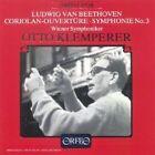 Ludwig Van Beethoven Coriolan Overture Symphony No 3 Klemperer VSO