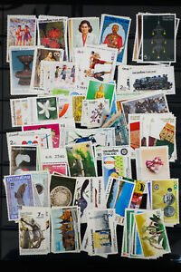 Thailand-Mint-NH-Stamp-Lot