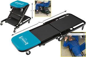 Hazet lettino a rotelle roll sedile sgabello a rotelle