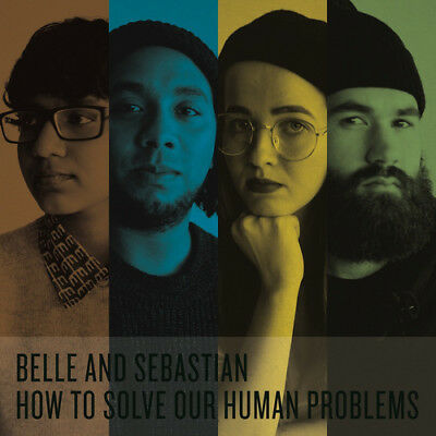 Belle and Sebastian : How to Solve Our Human Problems (Parts 1-3) CD (2018)