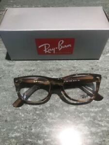 Occhiale-Montatura-da-vista-RAY-BAN-NEW-WAYFARER-RB-5184-COL-5139-CALIBRO-52