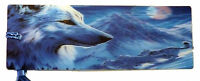 WOLF BY MOUNTAIN DESIGN 3D HOLOGRAPHIC BOOKMARK (3D)