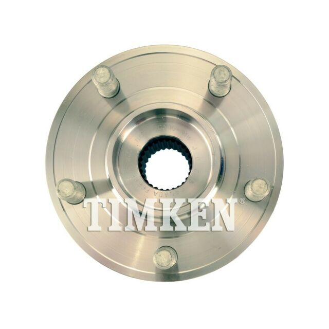 NEW Pair Set Of 2 Front Outer Timken Wheel Bearings for Dodge Ford Plymouth RWD