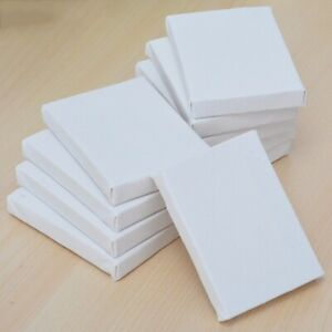 10Pcs-Blank-White-Mini-Small-Stretched-Artist-Canvas-Art-Board-Acrylic-Oil-Paint
