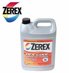Engine-Coolant-Antifreeze-Fluid-1-Gallon-Orange-for-Jaguar-Land-Rover