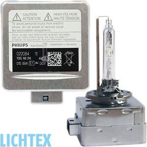 Philips-d1s-85415-OEM-xenstart-predeterminado-faros-Xenon-lampara-original-ad