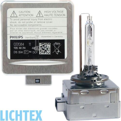 PHILIPS D1S 85415 OEM XenStart Standard Xenon Scheinwerfer Lampe ORIGINAL AG