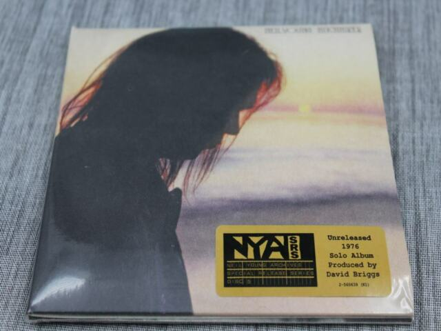 Hitchhiker by Neil Young (CD, Sep-2017, Warner Bros.)