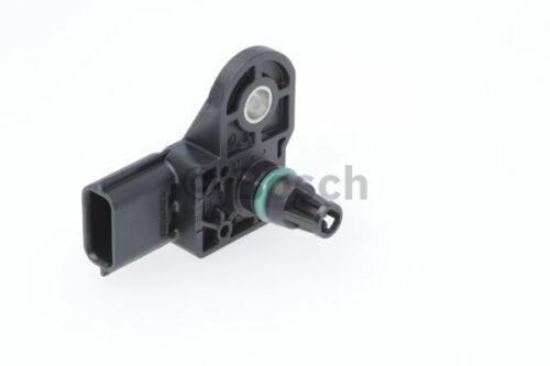 Boost Pressure Sensor fits NISSAN X-TRAIL T32 2.0D 16 to 17 M9R Bosch 2236500QAG