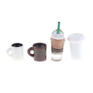 4Pcs-Set-Dollhouse-Miniature-Icy-Top-Coffee-Mocha-Cups-Scale-Model-bqFFB