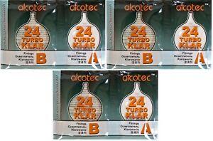 3-X-Alcotec-Turbo-Klar-24h-Klaermittel-Schoenung-Klaerungsmittel-Vodka-Alkohol
