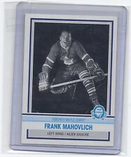09-10 2009-10 O-PEE-CHEE FRANK MAHOVLICH LEGENDS RETRO PARALLEL 577 MAPLE LEAFS