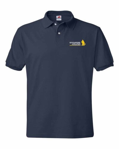 Singapore Airlines  Logo Polo Shirts S-5XL sizes