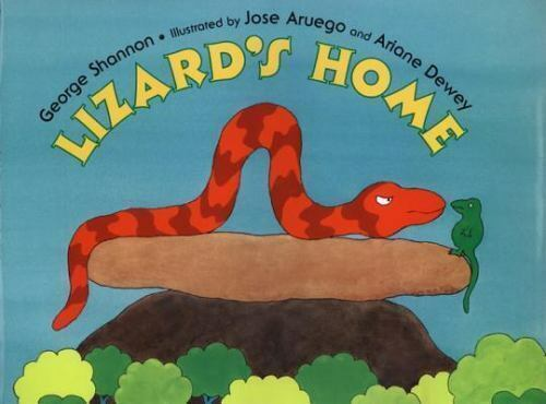 Lizard's Home by George Shannon