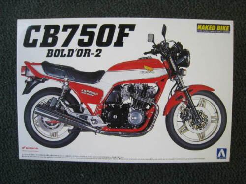 Honda CB 750 F BOLD/'OR-2   Bausatz  Aoshima  Maßstab 1:12  OVP  NEU