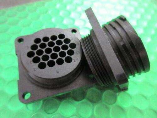 Te Connectivity Zócalo T2330-S24 24WAY montaje del panel receptáculo tríada
