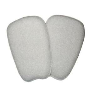 2 Pair FELT TONGUE PADS for Shoes /& Boots Reduce pain /& slipping Instep Cushions