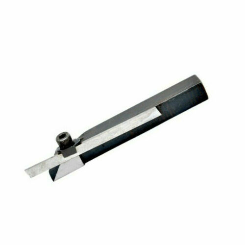 Revolving Center MT1 With Cut Off Tool Holder 8 mm Square Shank Small Machined
