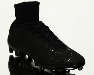 Nike-Mercurial-Superfly-V-DF-AG-PRO-Hommes-Football-Crampons-Neuf-Noir-831955-001