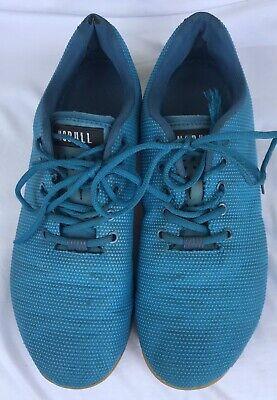 NoBull Blue Trainers Shoes Men's Size