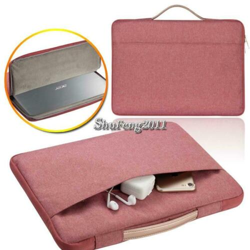"""For Various 11.6/"""" 14/"""" Acer Chromebook Carry Laptop Sleeve Pouch Case Bag"""