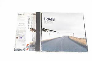TRAVIS TURN ESCA 8128 CD JAPAN OBI A14346