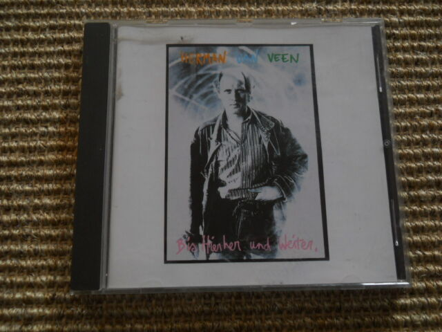 Herman Van Veen Bis hierher und weiter - CD