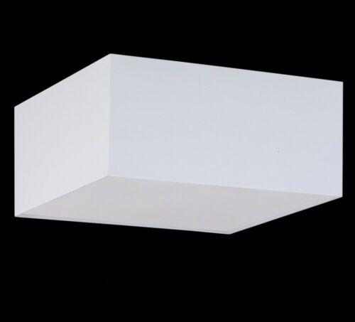 Wohn Zimmer Raum Beleuchtung Stoff weiß Decken Lampen Flur Schlaf Küchen Leuchte