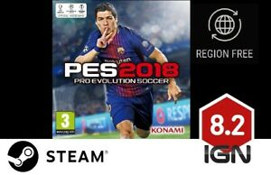 Pro Evolution Soccer (PES) 2018 [PC] Steam Download Key-schnelle Lieferung